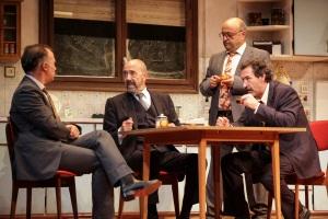 Jugadores, con Ginés García-Millán visitará el Teatro Circo Murcia.